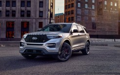 2020 Ford Explorer ST 4K