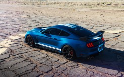 2020 Ford Mustang Shelby GT500 4K 2