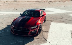 2020 Ford Mustang Shelby GT500 4K 4