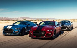 2020 Ford Mustang Shelby GT500 4K 5