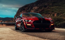 2020 Ford Mustang Shelby GT500 4K 6