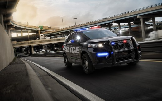 2020 Ford Police Interceptor Utility 4K