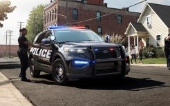 2020 Ford Police Interceptor Utility 5K