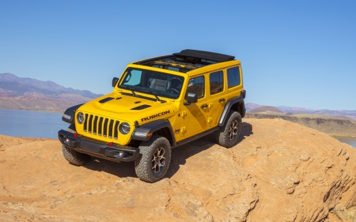 2020 Jeep Wrangler Unlimited Rubicon EcoDiesel