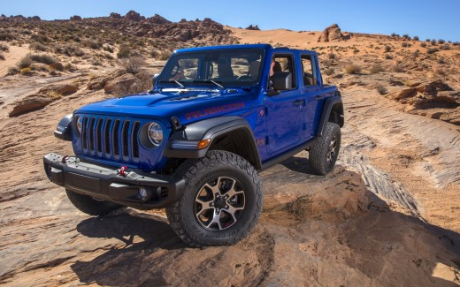 2020 Jeep Wrangler Unlimited Rubicon EcoDiesel 2