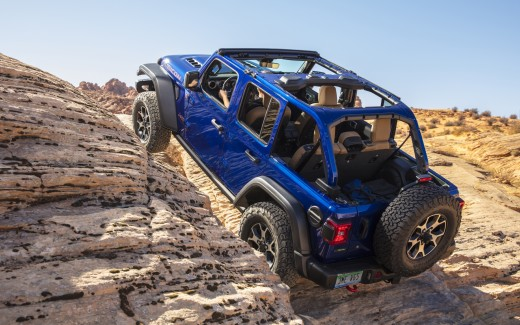 2020 Jeep Wrangler Unlimited Rubicon EcoDiesel 3