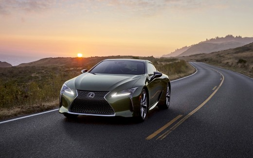 2020 Lexus LC 500 Inspiration Series 4K