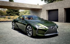 2020 Lexus LC 500 Inspiration Series 4K 4