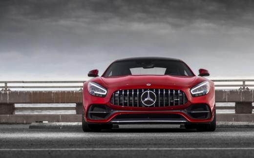 2020 Mercedes-AMG GT C 2019 4K Wallpaper