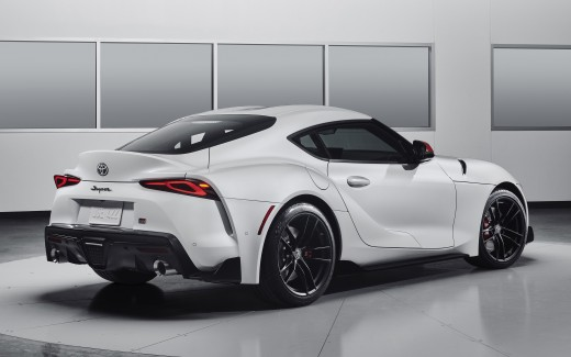 2020 Toyota GR Supra Launch Edition 4K 2