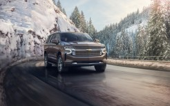 2021 Chevrolet Suburban High Country 4K