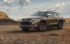 2021 Chevrolet TrailBlazer Activ 4K