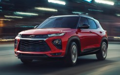 2021 Chevrolet TrailBlazer RS 4K