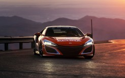 Acura NSX Pikes Peak Pace Car 2019 4K
