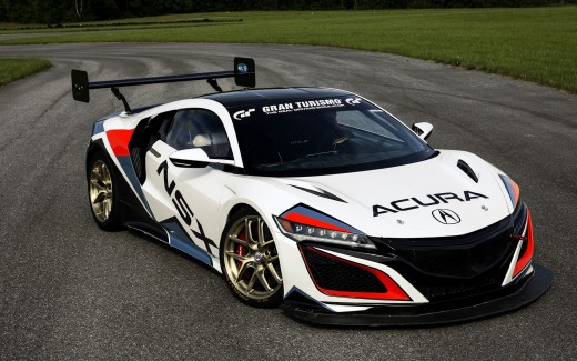 Acura NSX Time Attack Pikes Peak 2019 5K