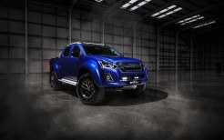 Arctic Trucks Isuzu D-Max AT35 Safir Double Cab 2019 4K