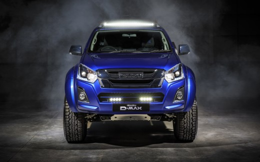 Arctic Trucks Isuzu D-Max AT35 Safir Double Cab 2019 4K 2
