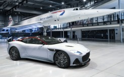 Aston Martin DBS Superleggera Concorde Edition 2019 4K 6