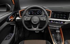 Audi A1 citycarver edition one 2019 5K Interior