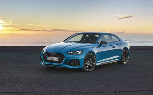 Audi RS 5 Coupe 2019 4K