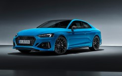 Audi RS 5 Coupe 2019 4K 2