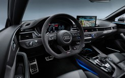 Audi RS 5 Coupe 2019 4K Interior