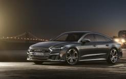 Audi S7 Sportback TDI 2019 4K 2
