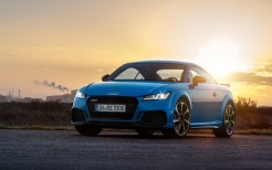 Audi TT RS Coupe 2019 4K