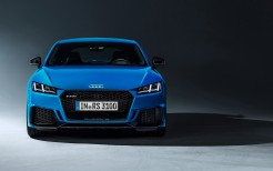 Audi TT RS Coupe 2019 4K 8K