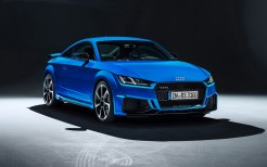 Audi TT RS Coupe 2019 4K 8K 2