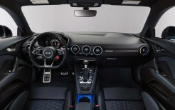 Audi TT RS Coupe 2019 4K 8K Interior