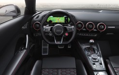 Audi TT RS Roadster 2019 4K Interior