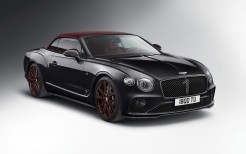 Bentley Continental GT Convertible Number 1 Edition by Mulliner 2019