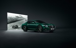 Bentley Continental GT Number 9 Edition by Mulliner 2019 4K
