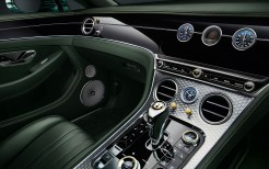 Bentley Continental GT Number 9 Edition by Mulliner 2019 4K Interior
