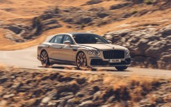 Bentley Flying Spur Blackline 2019 4K