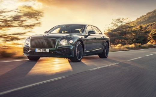 Bentley Flying Spur Blackline 2019 5K 4