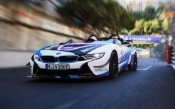 BMW i8 Roadster Formula E Safety Car 2019 4K