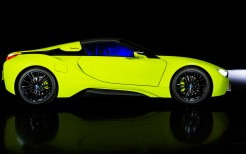 BMW i8 Roadster LimeLight Edition 2019 4K 2