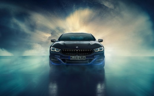 BMW Individual M850i xDrive Night Sky 2019 4K 4