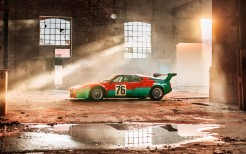BMW M1 Group 4 Rennversion Art Car by Andy Warhol Italdesign 1979 4K 2