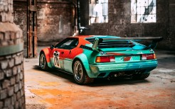BMW M1 Group 4 Rennversion Art Car by Andy Warhol Italdesign 1979 4K 3