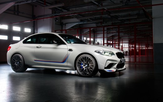 BMW M2 Competition Edition Heritage 2019 5K