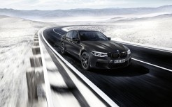 BMW M5 Competition Edition 35 Jahre 2019 4K 8K 2