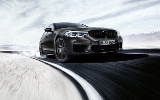 BMW M5 Competition Edition 35 Jahre 2019 5K