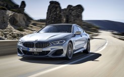 BMW M850i xDrive Gran Coupe 2019 4K
