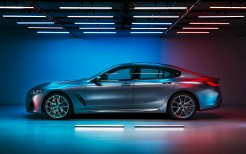 BMW M850i xDrive Gran Coupe 2019 4K 3
