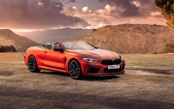 BMW M8 Competition Cabrio 2019 4K