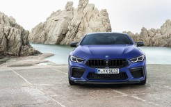 BMW M8 Competition Coupe 2019 4K 2