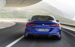 BMW M8 Competition Coupe 2019 4K 4